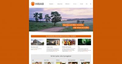 HIBAB websida