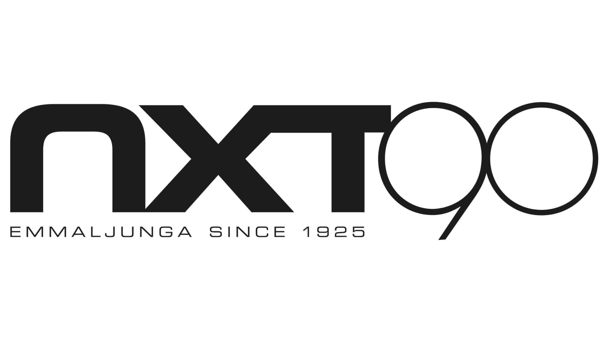 NXT90 Emmaljunga logotyp - Regemedia