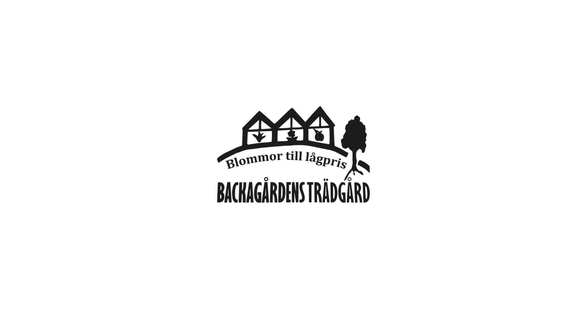 Backagårdens Trädgård Reklamvideo Regemedia