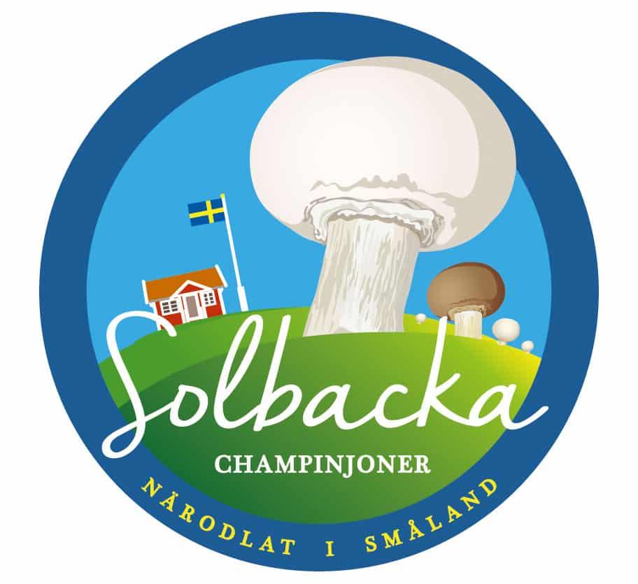 Logotyp till SOLBACKA CHAMPINJONER