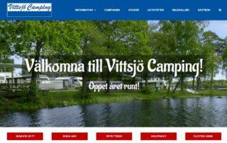 Vittsjo Camping